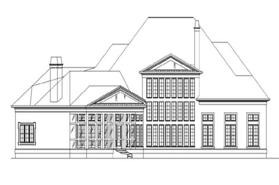 House Plan #106-1029