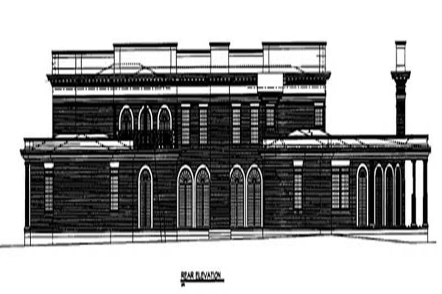 House Plan #106-1036