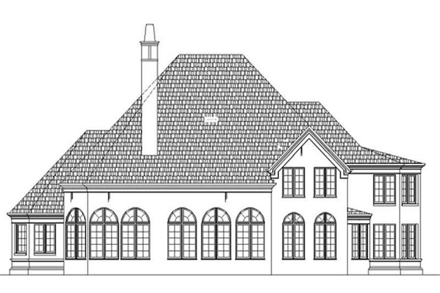 House Plan #106-1038