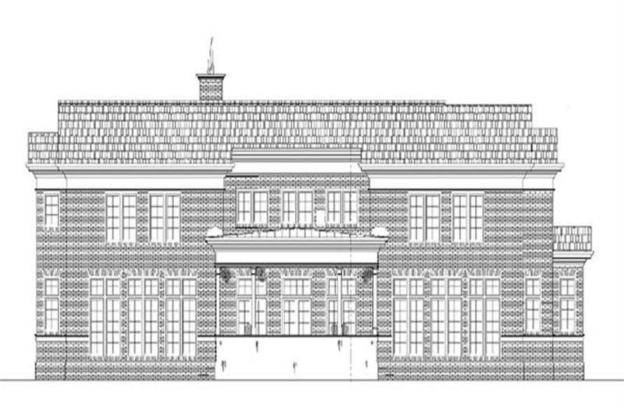 House Plan #106-1042