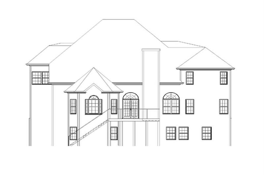 House Plan #106-1045