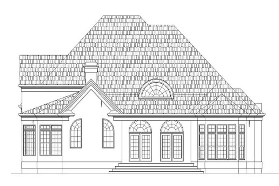 House Plan #106-1048