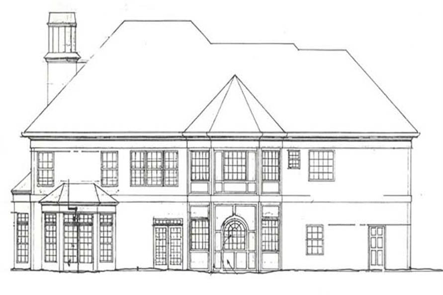 House Plan #106-1050