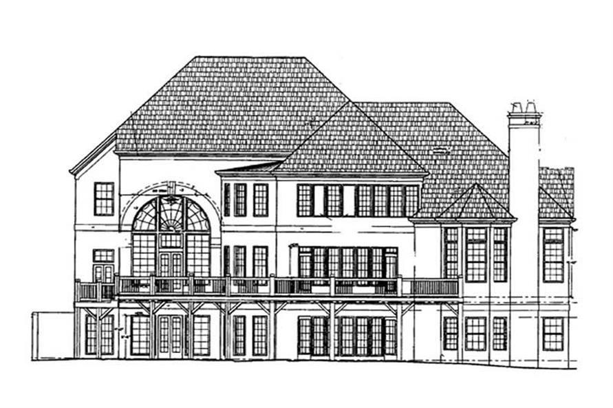 House Plan #106-1059