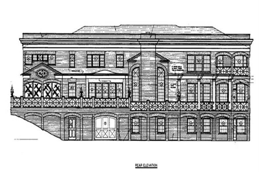 House Plan #106-1065