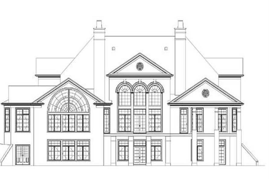 House Plan #106-1066