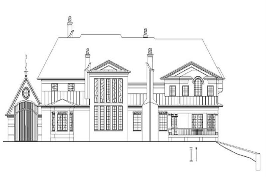 House Plan #106-1071
