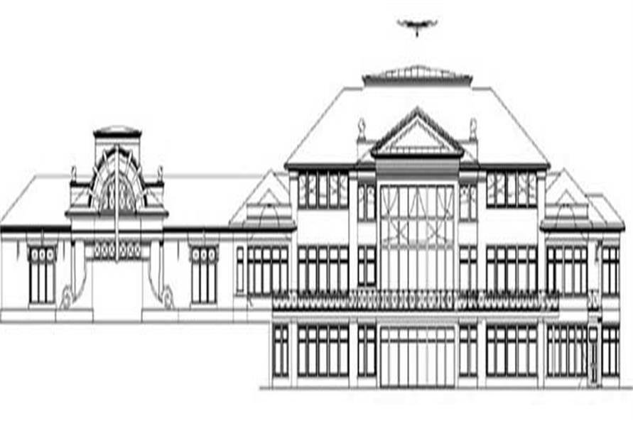 House Plan #106-1074