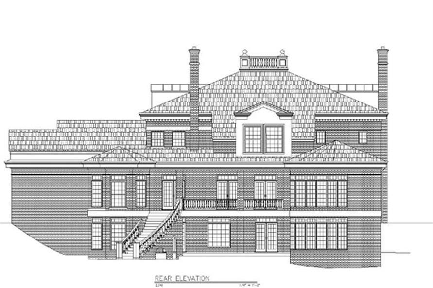 House Plan #106-1075