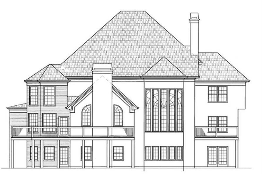 House Plan #106-1078