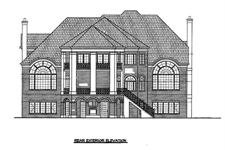 House Plan #106-1080