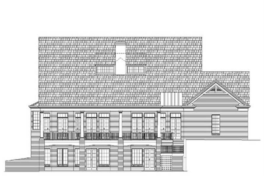 House Plan #106-1088