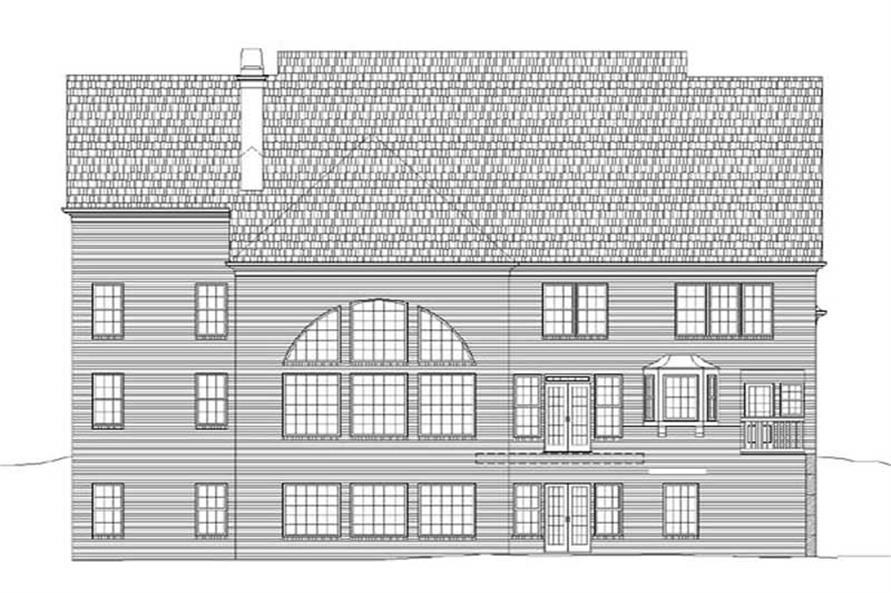 House Plan #106-1096