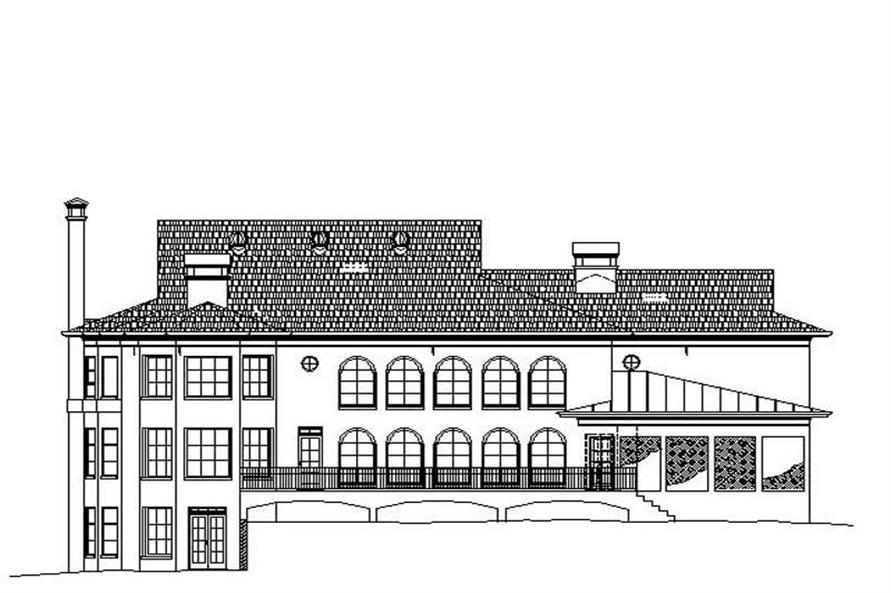 House Plan #106-1098