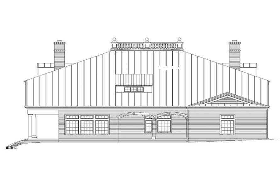 House Plan #106-1102