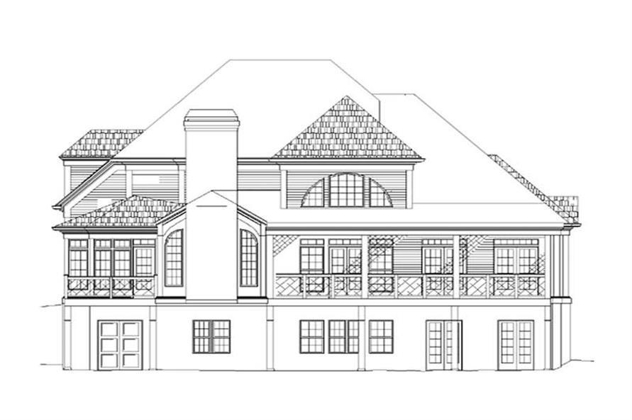 House Plan #106-1124