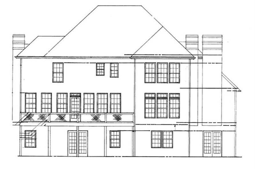 House Plan #106-1125