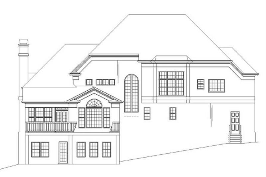 House Plan #106-1133