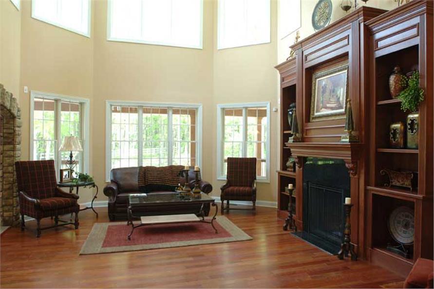 106-1138: Home Interior Photograph-Family Room
