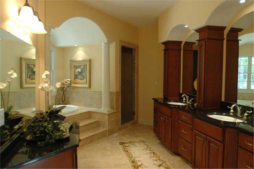 106-1138: Home Interior Photograph-Master Bathroom