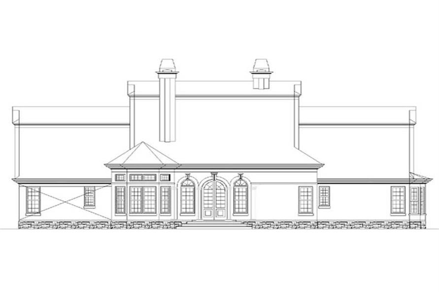 House Plan #106-1141