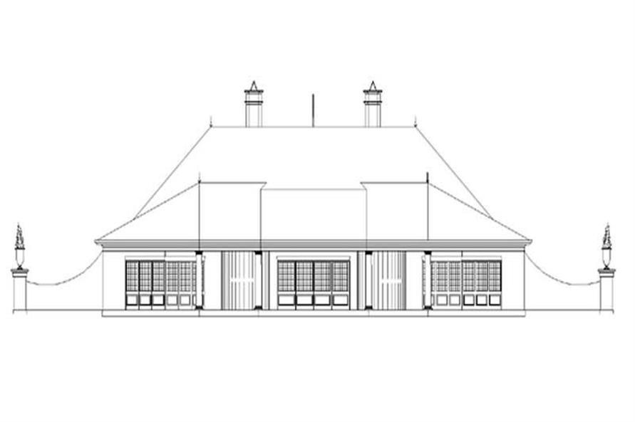 House Plan #106-1153