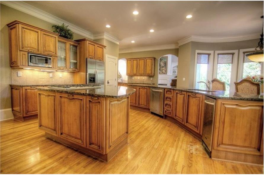 106-1167: Home Interior Photograph-Kitchen
