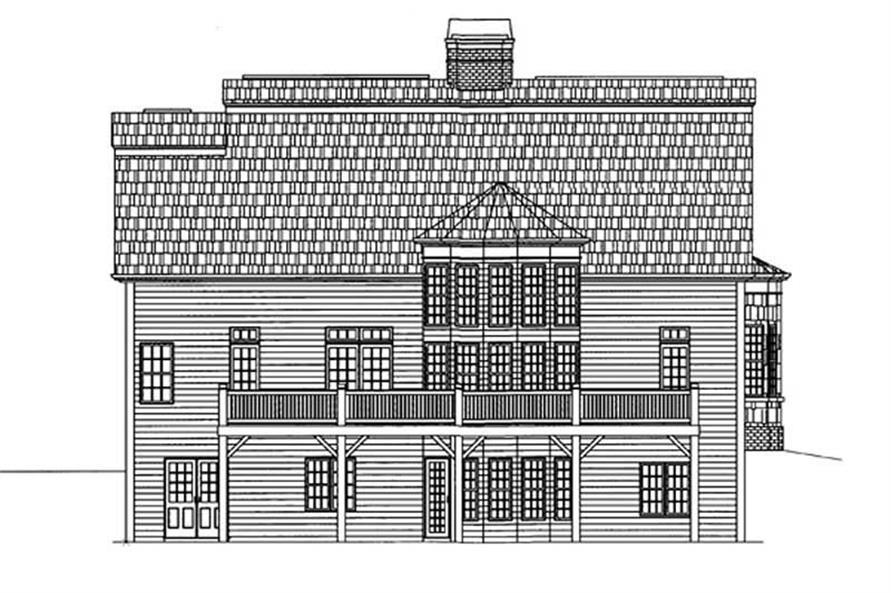 House Plan #106-1199