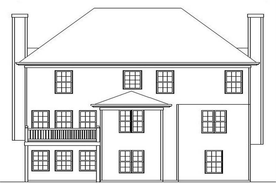 House Plan #106-1209