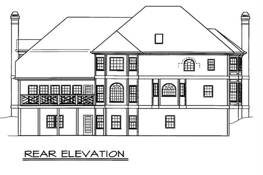 House Plan #106-1211