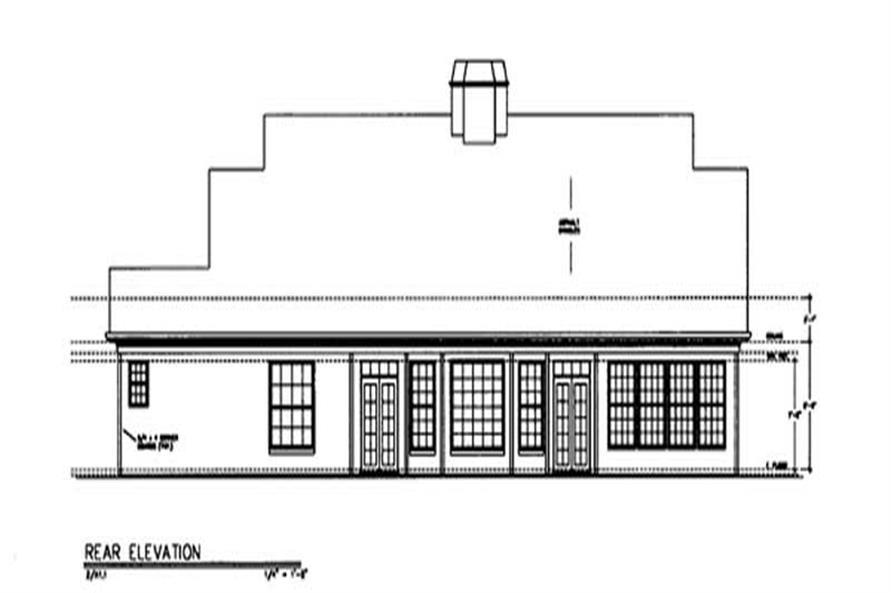 House Plan #106-1213