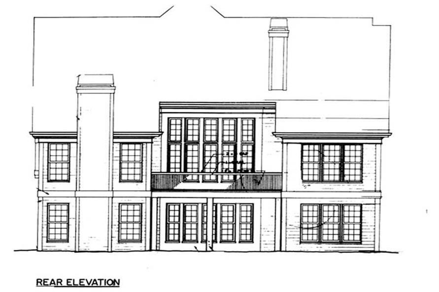 House Plan #106-1225