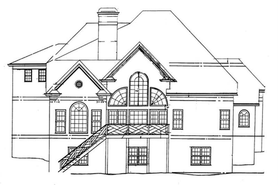 House Plan #106-1235