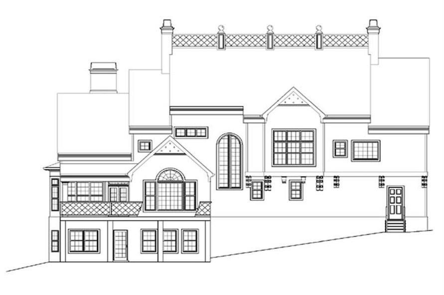 House Plan #106-1236