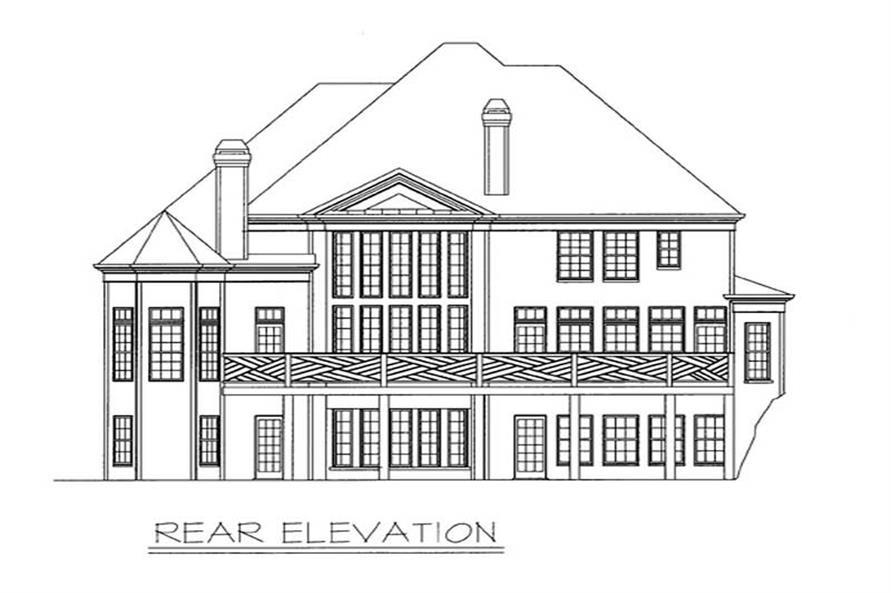 House Plan #106-1239