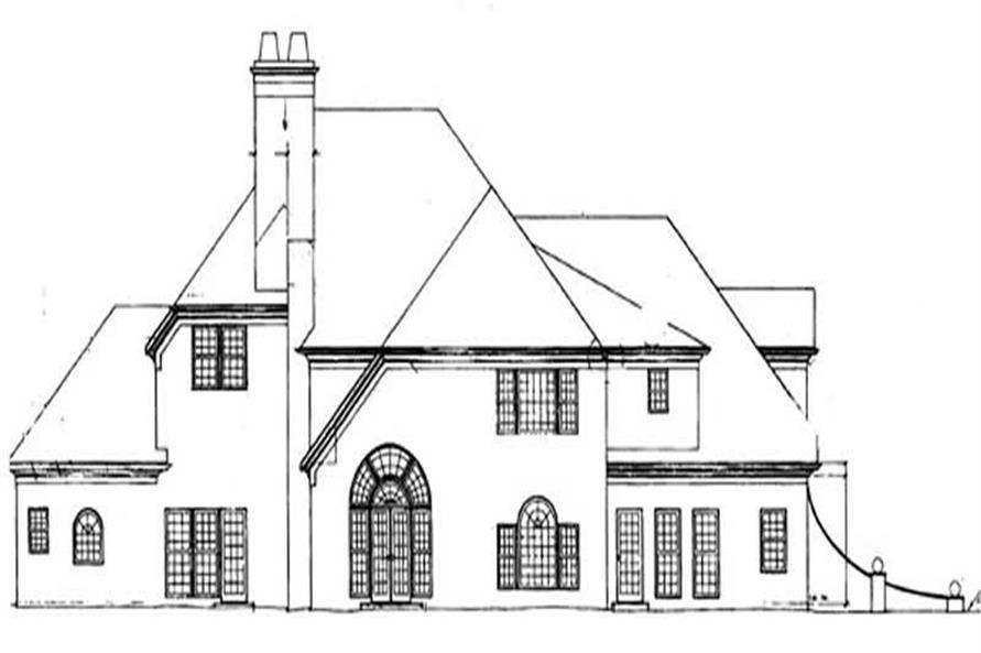 House Plan #106-1240