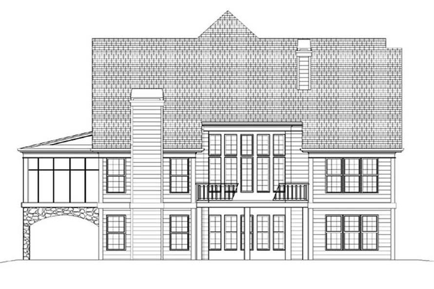 House Plan #106-1241