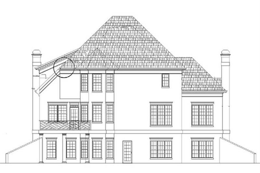House Plan #106-1245