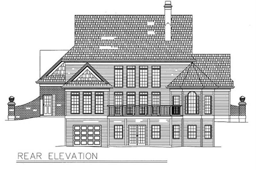 House Plan #106-1246