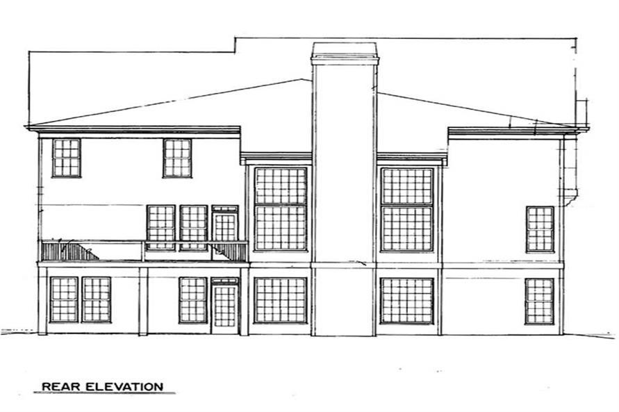 House Plan #106-1247