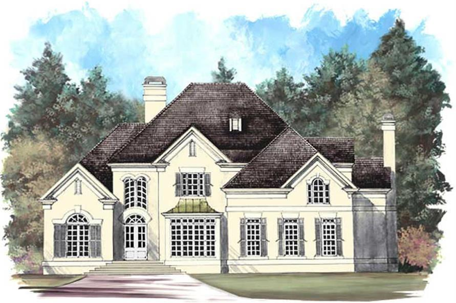 Main image for house plan # 15903