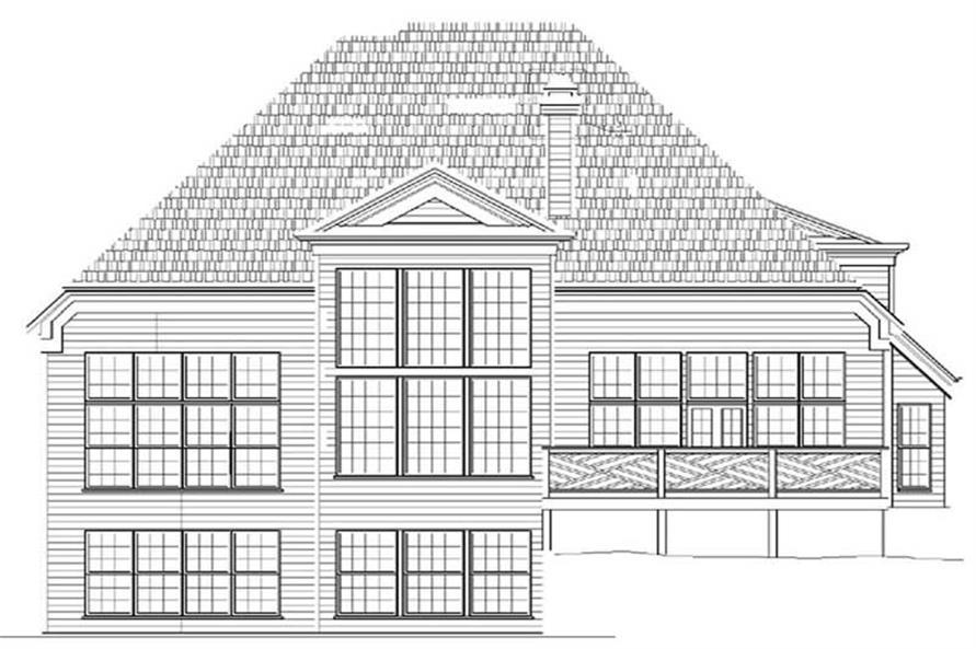 House Plan #106-1254