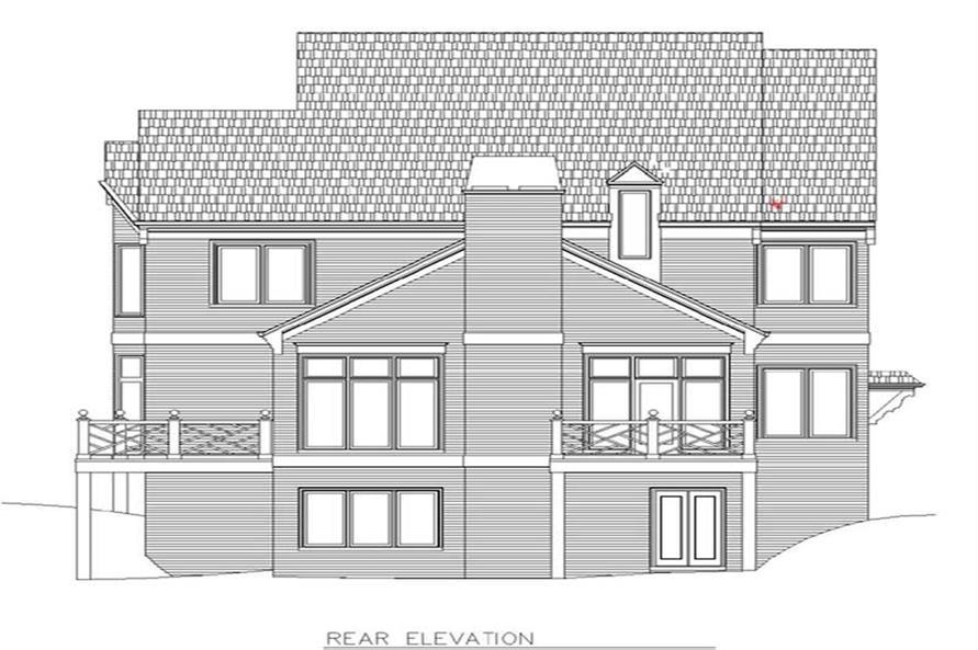House Plan #106-1256