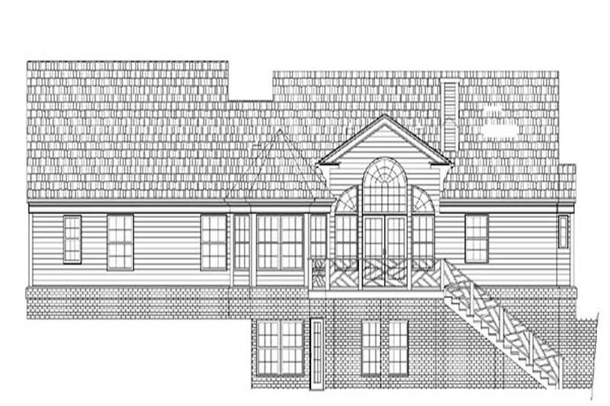 House Plan #106-1259