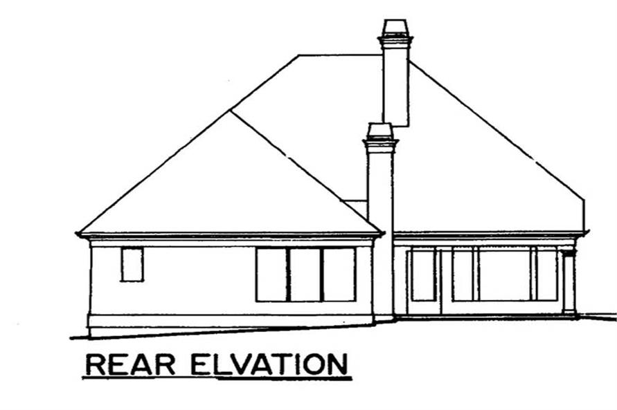 House Plan #106-1269