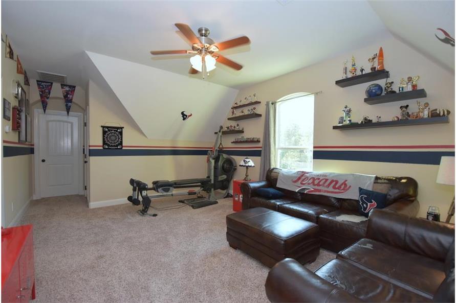106-1274: Home Interior Photograph-Playroom