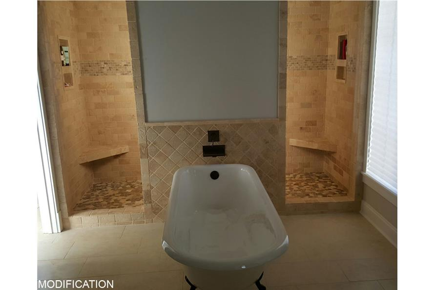 106-1275: Home Interior Photograph-Master Bathroom