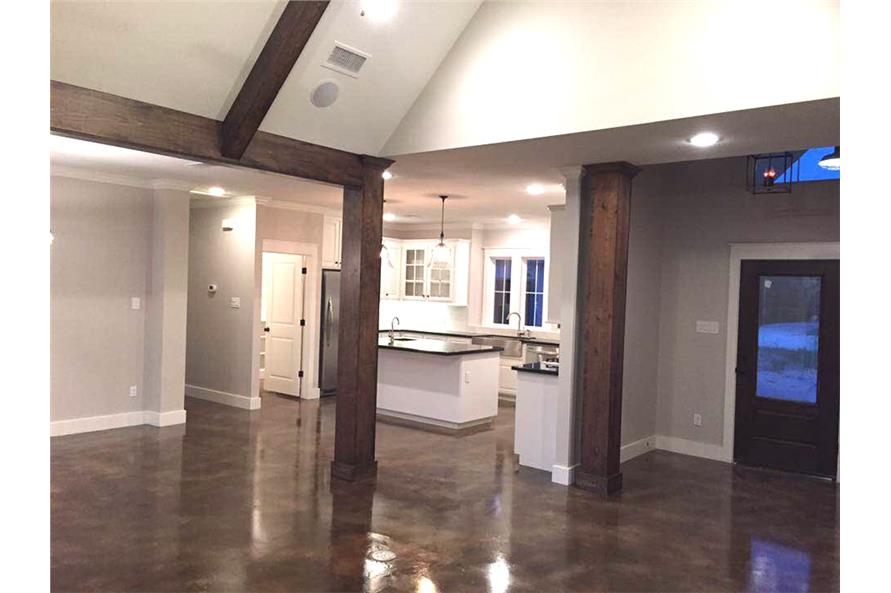 106-1313: Home Interior Photograph-Great Room