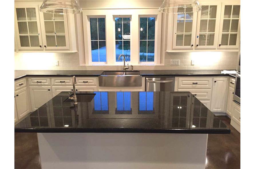 106-1313: Home Interior Photograph-Kitchen