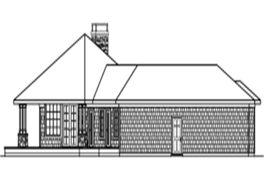 108-1273 right side elevation